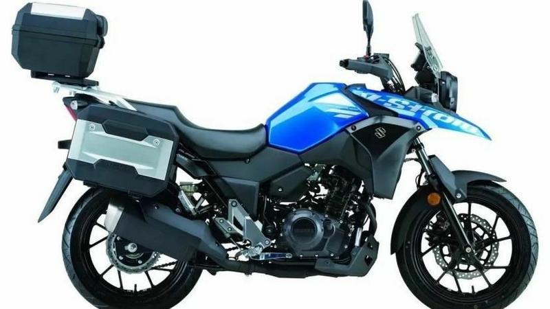 Suzuki DL250 V-Strom