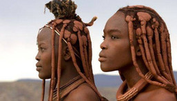 Meet the Himba tribe that offers FREE SEX to guests and doesn't bath