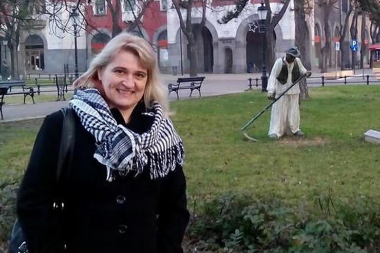 Učiteljica Mirjana Lončarević