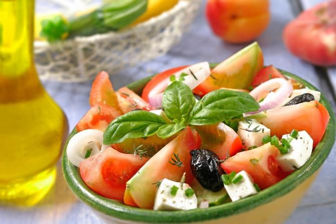 Mediteranska ishrana dokazano smanjuje nivo nasnoće u krvi
