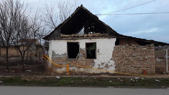 Kuća u kojoj se dogodilo ubistvo