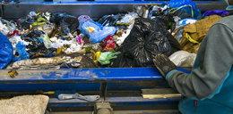 Makabra w Płońsku. W sortowni śmieci znaleziono ciało noworodka