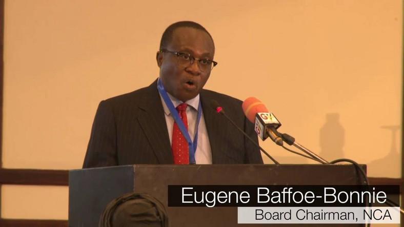 Former Board Chairman of NCA Eugene Baffoe-Bonnie
