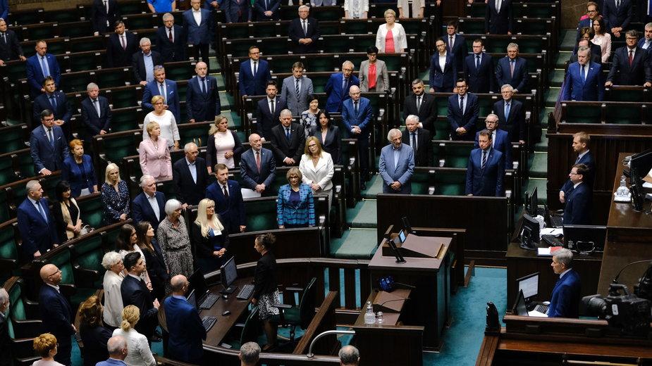Sejm, posiedzenie 24 lipca 2020 r.