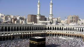 Ok. 2 mln muzułmanów rozpoczyna pielgrzymkę do Mekki