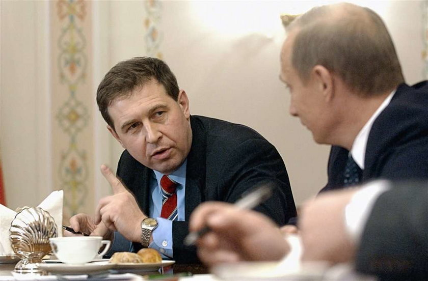 Doradca Putina. Stenogramy są nieprawdziwe?!