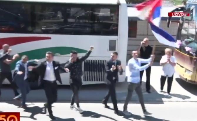Da li je ovo najneobičnija svadba u Srbiji?
