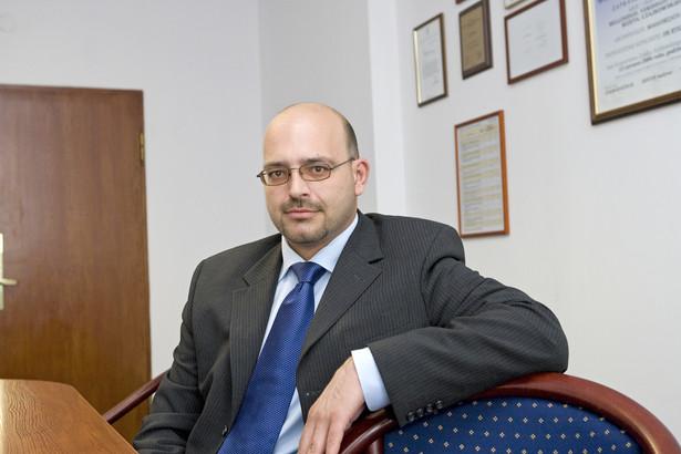 Andrzej Nikończyk, doradca podatkowy, partner w kancelarii KNDP