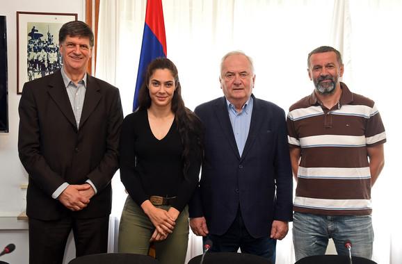 Zečević, Mandić, Maljković, Bogdanović