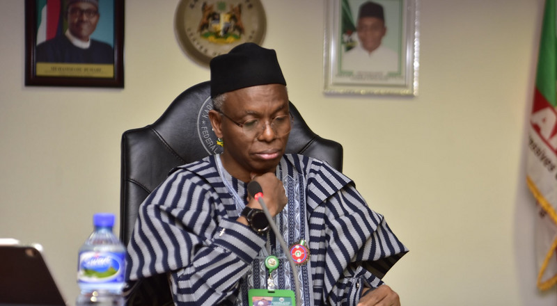 Gov El-Rufai says he infected 4 persons with coronavirus in Kaduna [VIDEO]