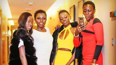 Akothee sends tough warning to presenters Interviewing her daughters and young sister