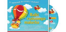 """""""Bajki radosnego malucha"""" od dziś w Biedronce! Pomagaj z radością!"""