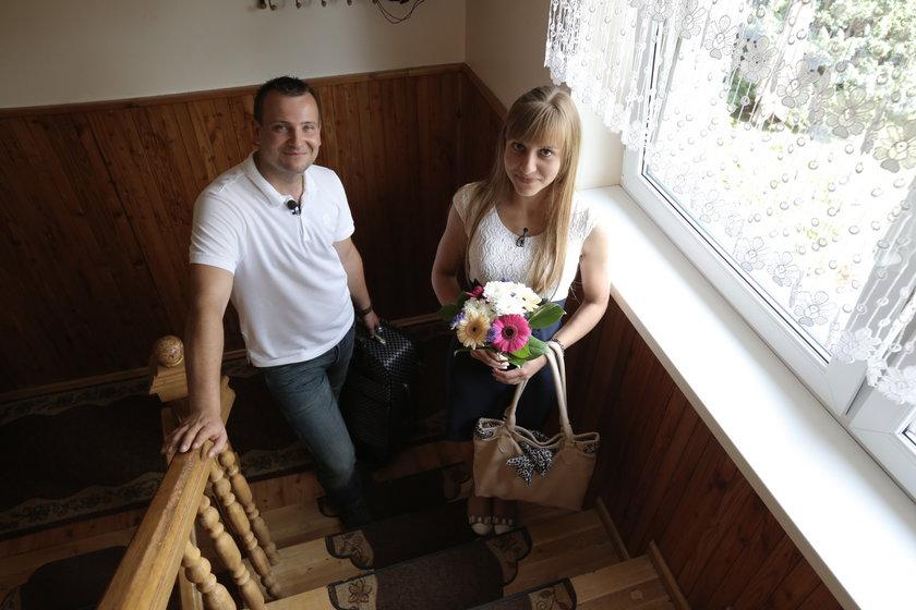 Grzesiek i Mirella