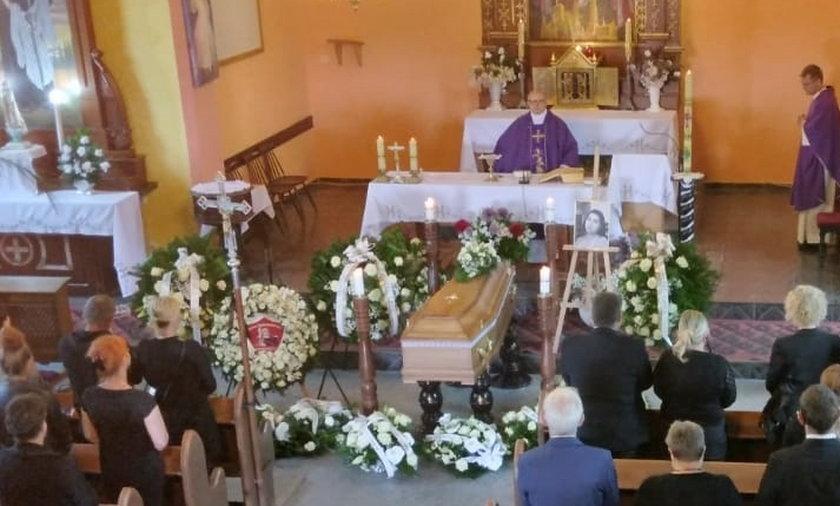 Pogrzeb zamordowanej Magdy. Poruszające kazanie księdza