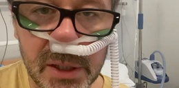Andrzej Piaseczny przebywa w szpitalu. Nowe informacje o stanie zdrowia gwiazdora zakażonego koronawirusem