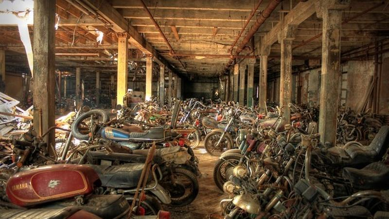 Motocykle używane
