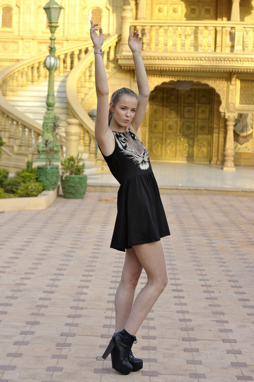 Zuzanna Kołodziejczyk w Top Model
