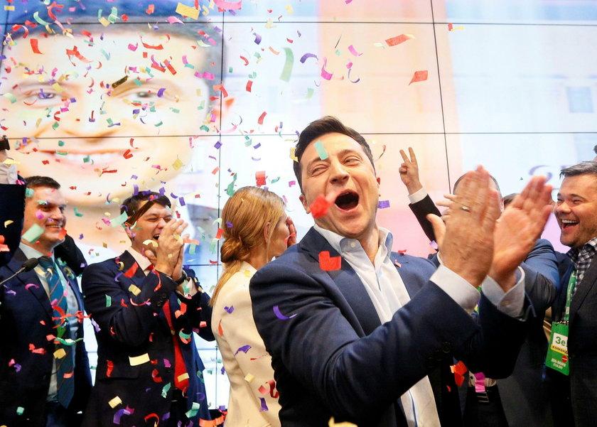 Nowy prezydent Ukrainy