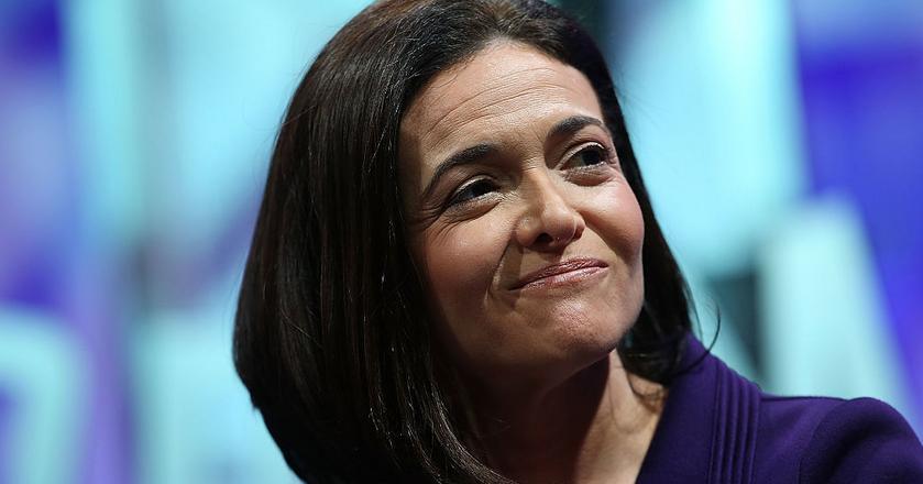 Sheryl Sandberg, COO Facebooka