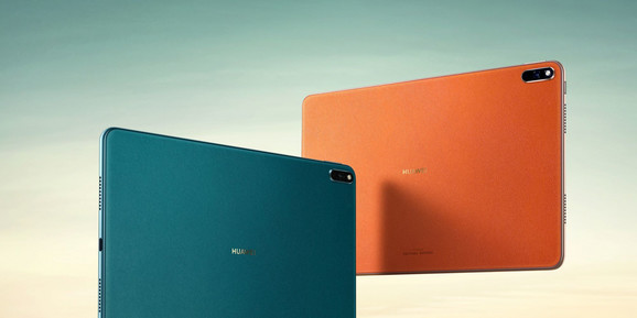 MatePad Pro Green& Orange
