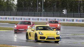 Porsche 911 GT3 RS i Porsche Cayman GT4