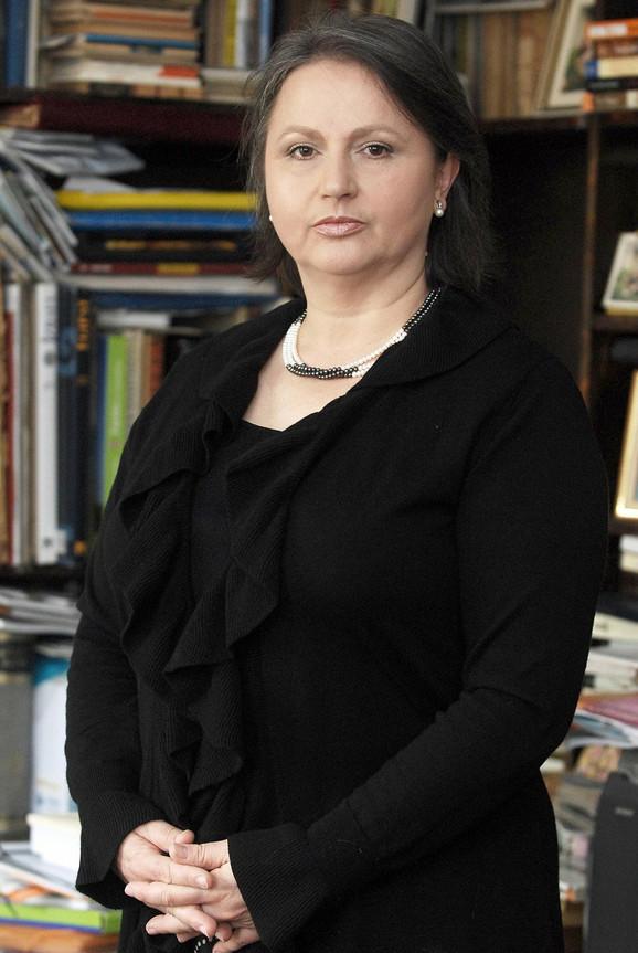 Dragana Boljević, predsednica Društva sudija