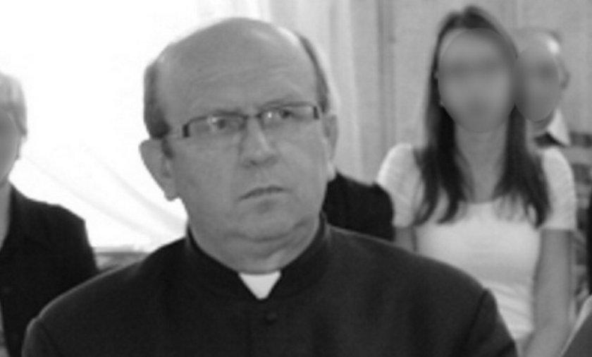 Zmarł ciężko pobity ksiądz Adam Myszkowski