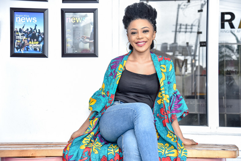 Ifu Ennada was already a rising star before going to the Big Brother Naija house [Pulse]
