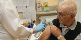 Seniorze, zaszczep się przeciwko grypie