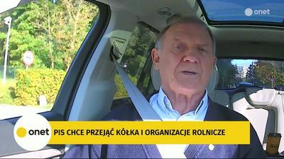 Władysław Serafin: Nowe koła wiejskie podporządkowano PiS. Teraz próbują przejąć kontrolę nad kołami rolniczymi
