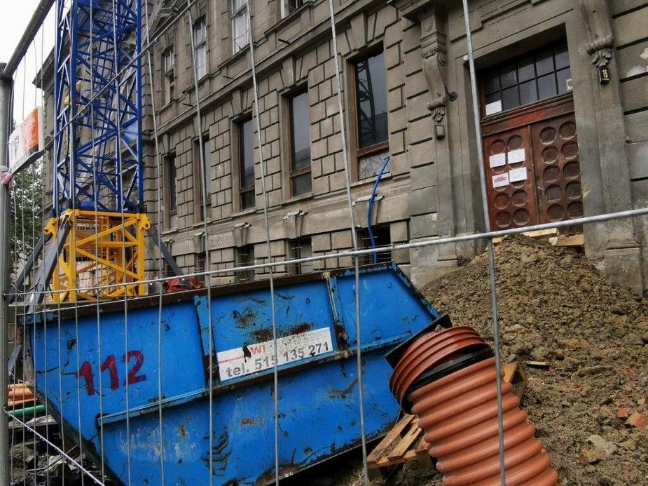 W tym budynku ponownie będzie sąd