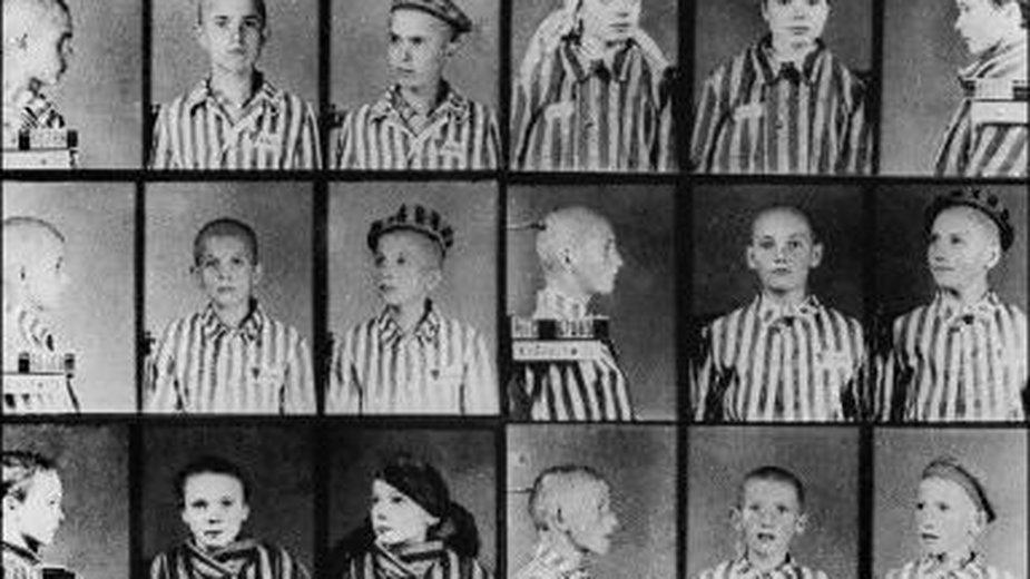 Вильгельм Брасс сфотографировал заключенных в Освенциме