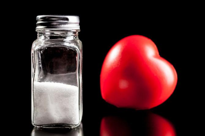 izbegavajte slanu hranu, savetuje naš lekar