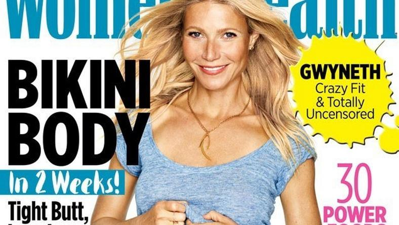 Gwyneth Paltrow covers Women's Health June 2015 cover