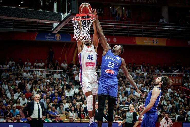 Košarkaška reprezentacija Portorika