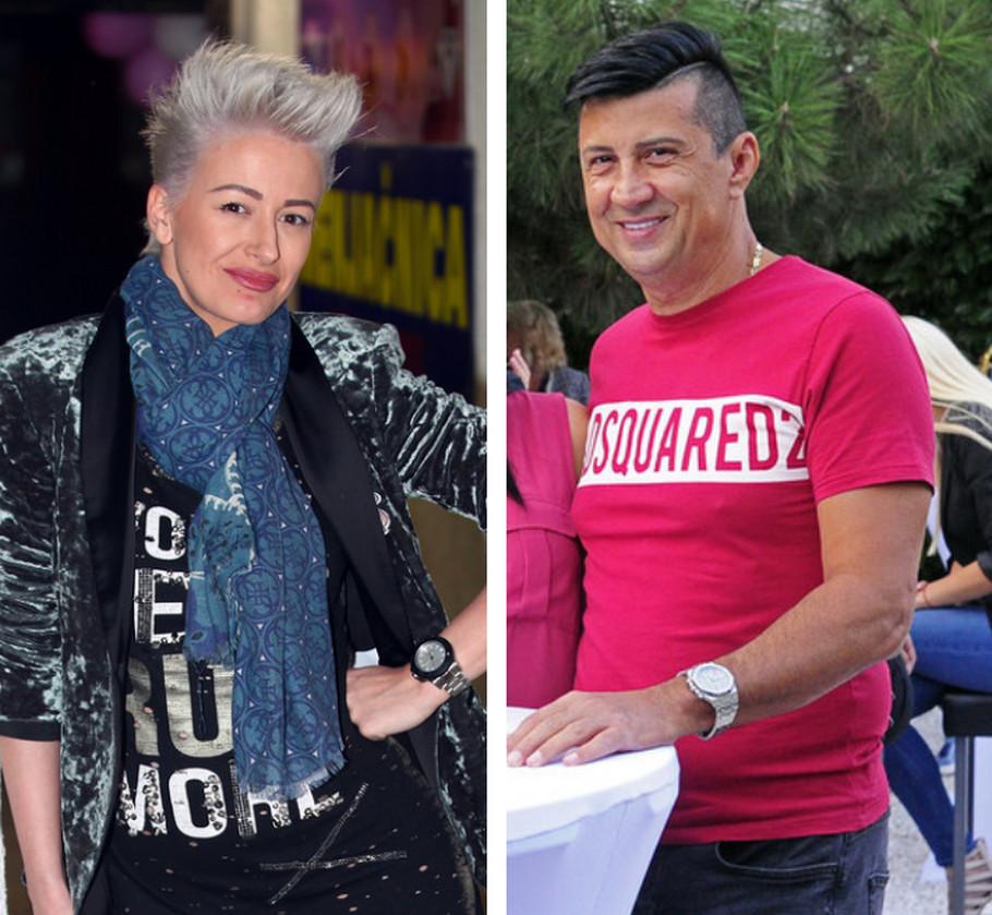 Dušica Jakovljević i Zoran Pejić Peja