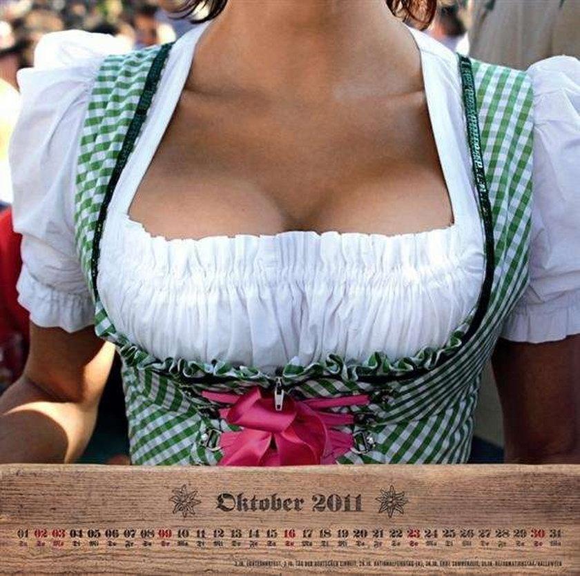 Najlepsze piersi Okoberfest
