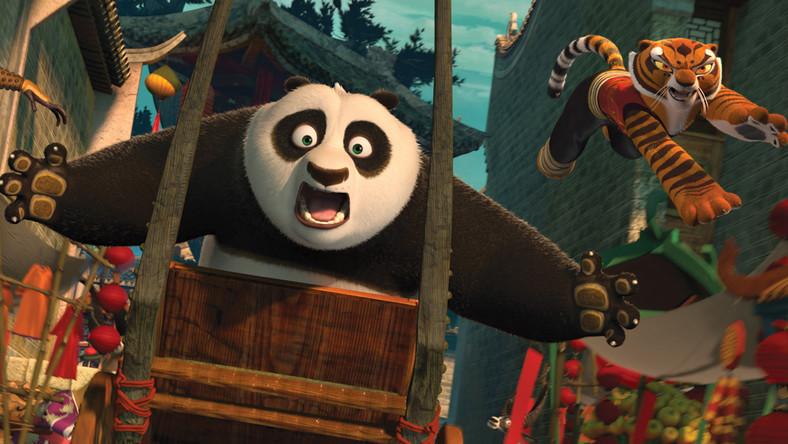 Pandy Po jazda bez trzymanki