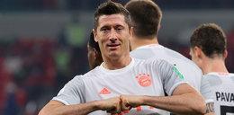 Dwa gole w półfinale Mistrzostw Klubowych. Lewy znów przechodzi do historii