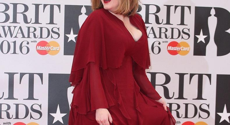 Adele has grown tremendously in the music industry.