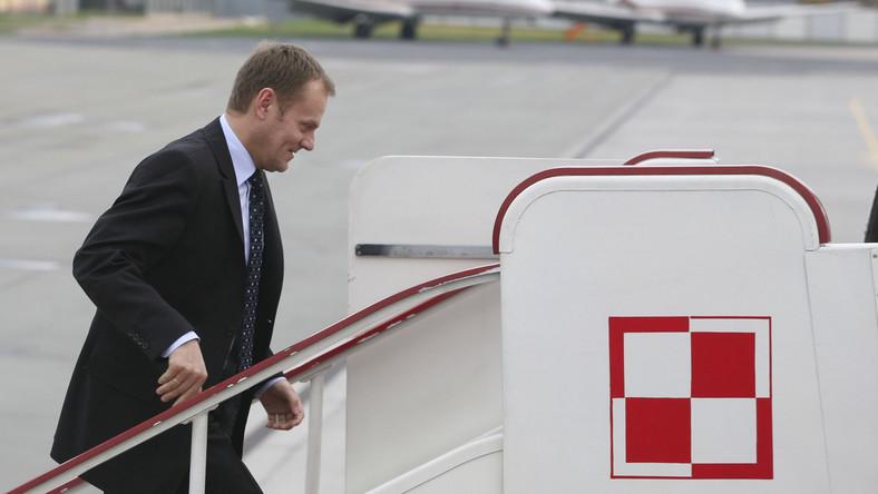 Na szczyt do Brukseli leci tylko premier
