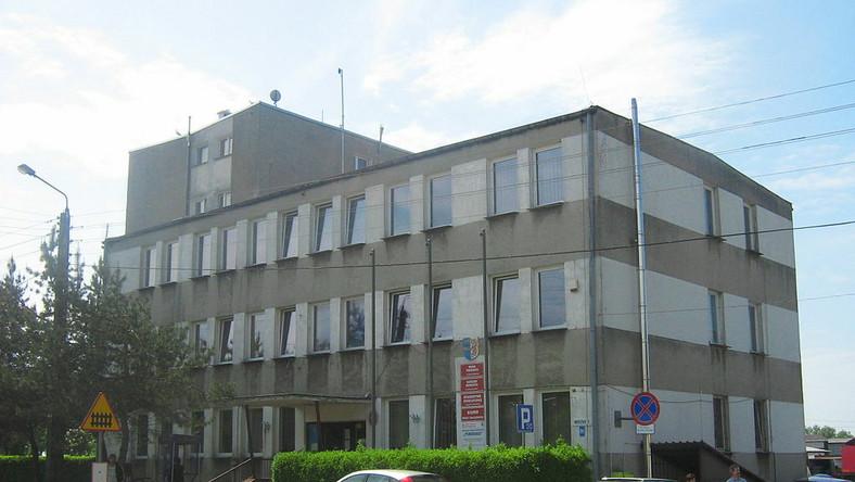 Urząd Skarbowy w Kamieniu Pomorskim, fot. Radosław Drożdżewski