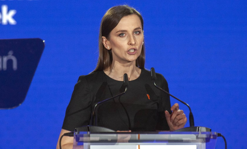 Europosłanka Sylwia Spurek.