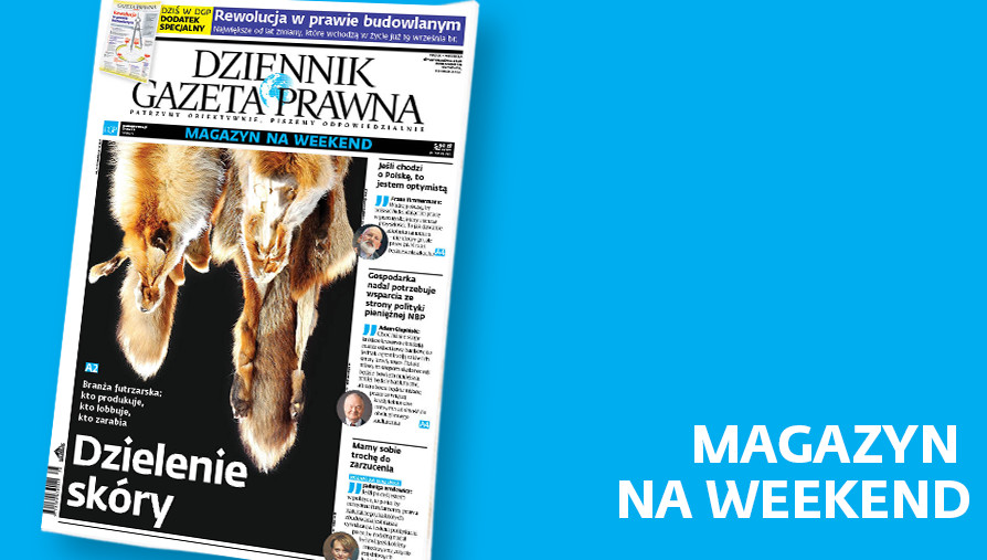 Magazyn DGP 18 września