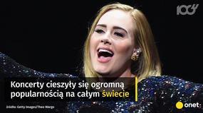 Adele odmówiła występów za ponad 9 milionów złotych