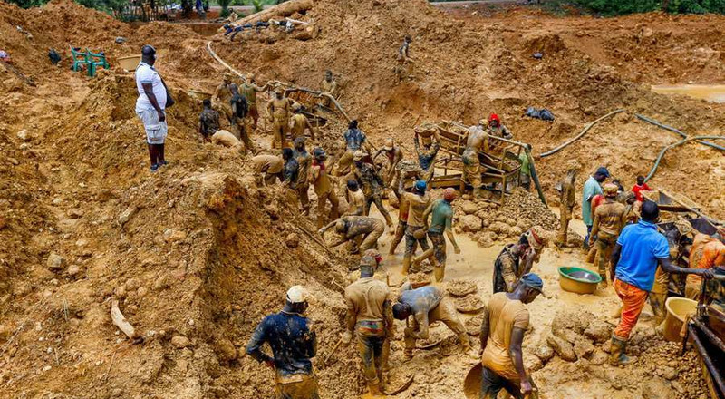 Galamsey: We will match Nana Addo 'boot for boot' if... - Concerned drivers