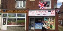 Ataki na polskie sklepy w Wielkiej Brytanii