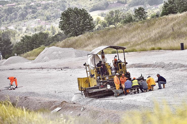 koridor 11  radnici gradilište
