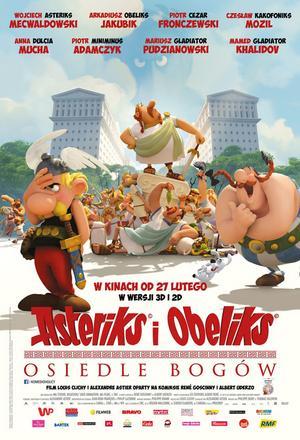 Asterix i Obelix - Osiedle Bogów