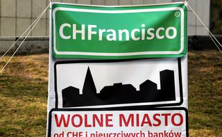 Banki wystawiały frankowiczów na jednostronne ryzyko walutowe